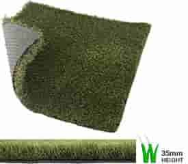 35mm synthetic grass